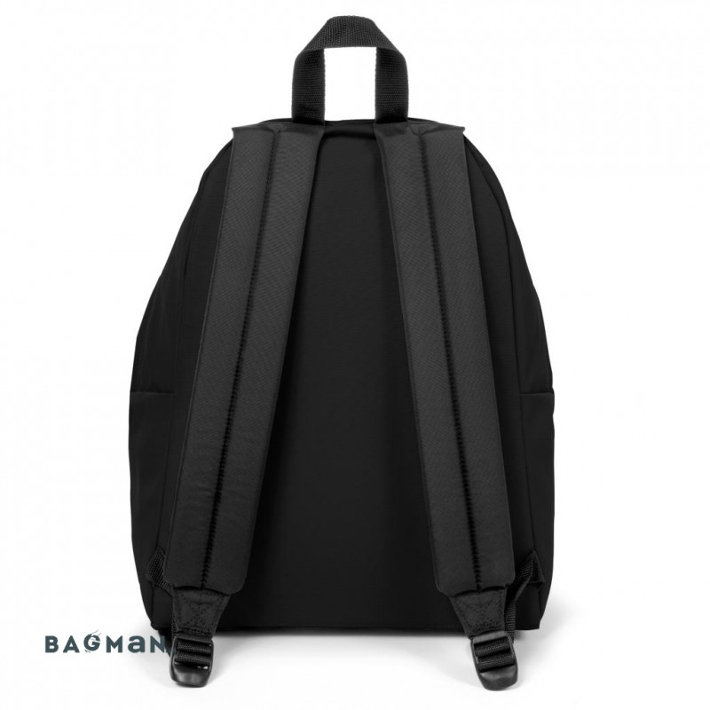 Eastpak padded pak 39 r black rubber ek62094p for Thule 1254