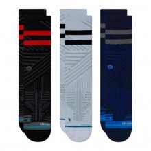 Stance - MENS TRAIN CREW 3 PACK