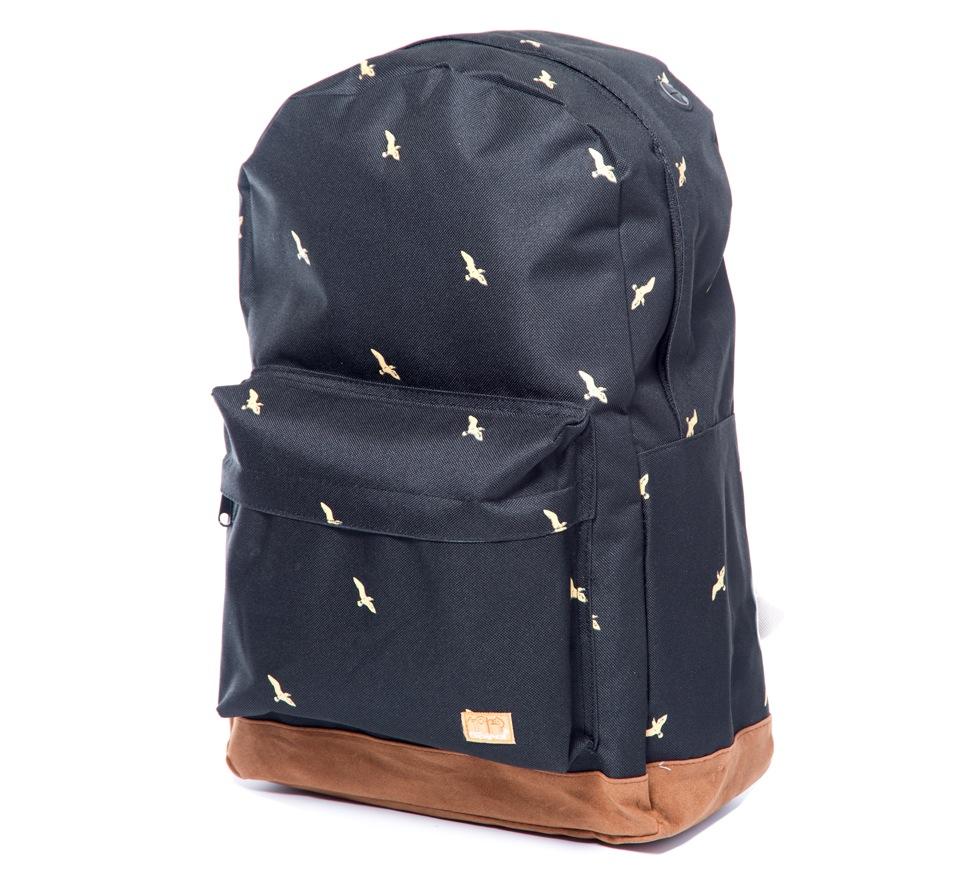 f2242b8c7da1 Простой и удобный рюкзак с ненавязчивым принтом покорил сердца активных и  энергичных людей. Он имеет стандартную форму, здесь нет ничего лишнего.