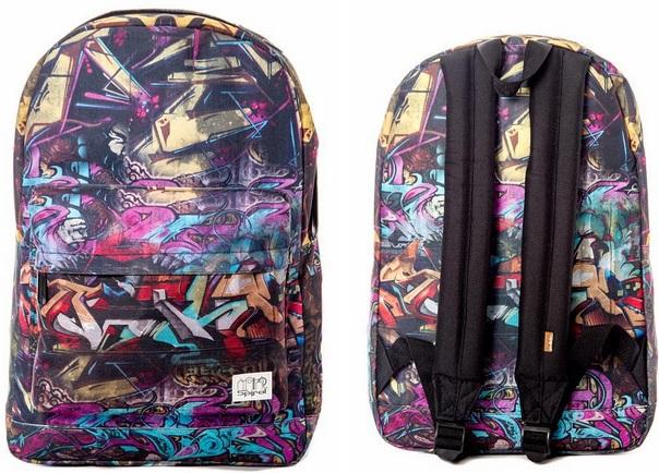 719ca520178e Школьный рюкзак - одна из немногих вещей, которыми можно выделиться в  школе. У нас в магазине представлен британский бренд молодежных рюкзаков  Spiral UK.
